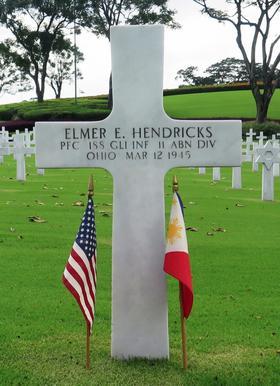 Elmer Hendricks Memorial.png